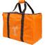 Elkline Baywatch Beach Bag orange-white